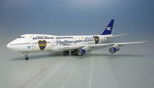 Argentinas B747-200 1:500 SKY0781AR