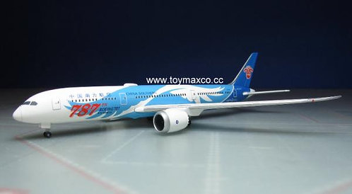 China Southern B787-9 B-1168 Red 787 1:500 HE533300