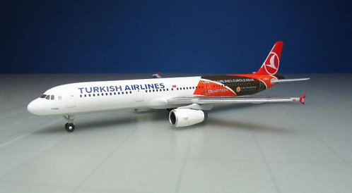 Turkish Airlines A321 1:500 HE526876