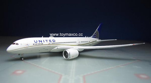 United B787-8 N27908 1:400 GJUAL1790