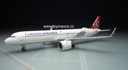 Turkish Airlines A321 neo TC-LSA 1:500 HE532853