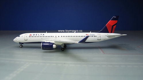 Delta A220-300 N302DU 1:400 GJDAL1926