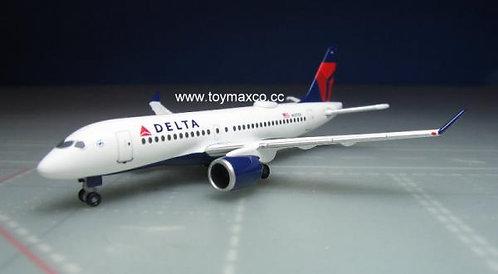 Delta A320-100 1:500 HE532952