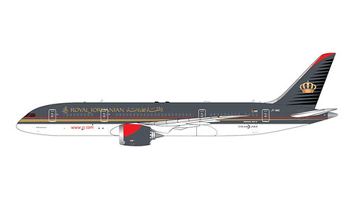 Royal Jordanian B787-8 JY-BAC 1:400 GJRJA1976