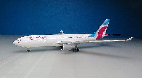 Eurowings A330-200 D-AXGA 1:500 HE528153