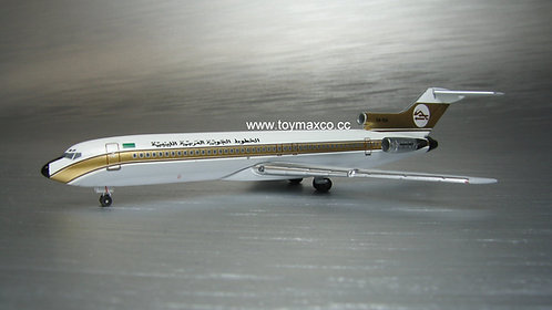 Libyan B727-200 1:400 AC5ADIA