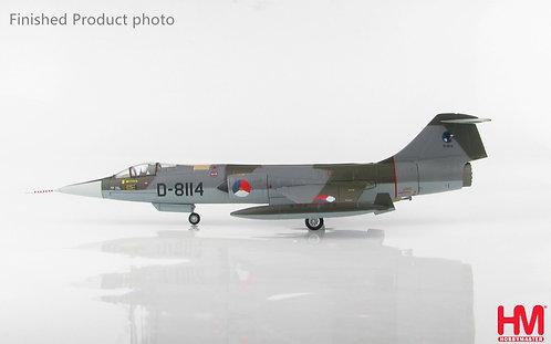 F-104G Stargfighter Netherland Air Force 1:72 HA1034