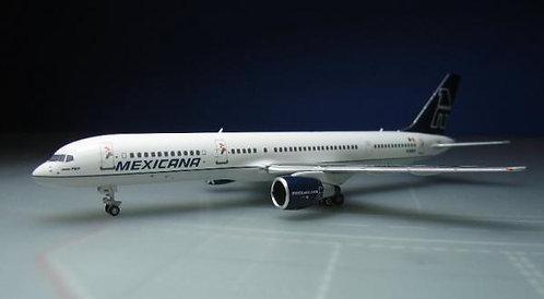 Mexicana B757-200 N765MX 1:400 NG53141