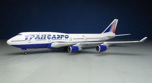 Transaero B747-400 1:500 HE527651