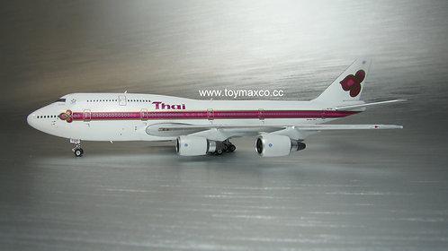 Thai B747-400 HS-TGD 1:400 PH11650
