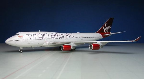 Virgin Atlantic B747-400 G-VXLG 1:400 GJVIR1503