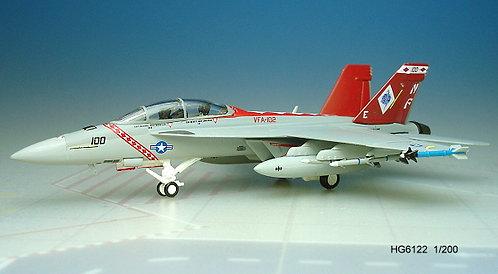 F/A-18F US Navy VFA-102 Diamondbacks 1:200 HG6122