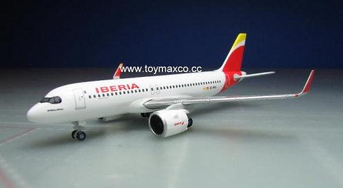 Iberia A320 neo EC-MXU 1:500HE533027