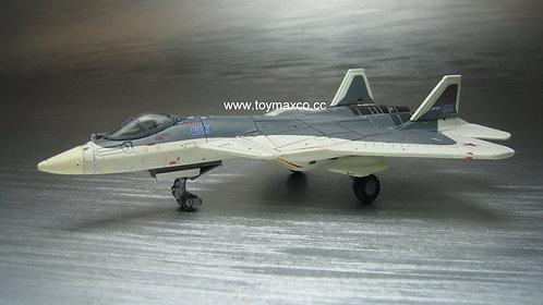 T-50 (SU 57) Sukhoi White Shark 055 Blue 1:200 HE559751