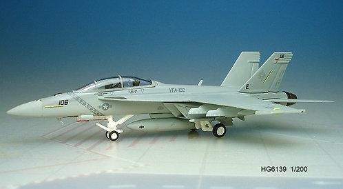 F-18F US Navy VFA-102 Diamondbacks 1:200 HG6139