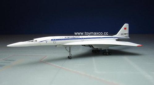 Aeroflot Tupolev TU-144S 1:500 HE533324