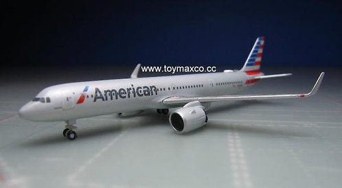 American Airlines A3321 neo N400AN 1:500 HE533911