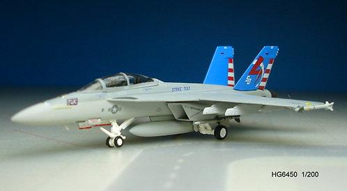 F-18F US Navy VX-23 Salty Dogs 1:200 HG6450
