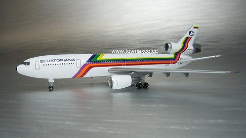 Ecuatoriana DC-10-30 HC-BKO 1:500 HE534819