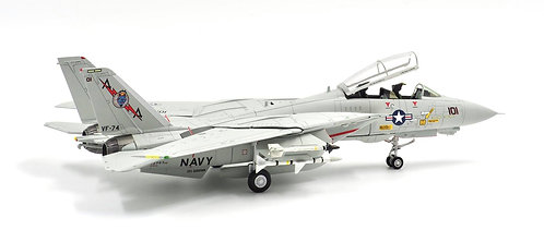 F-14 US Navy VF-74 Be-Devilers 1:72 CA721410