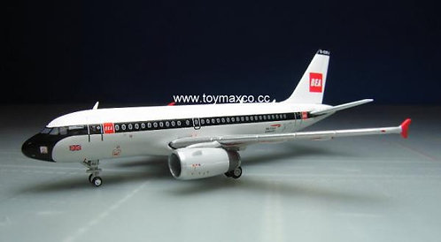 British Airways A319 G-EUPJ Retro BEA 1:400 GJBAW1859