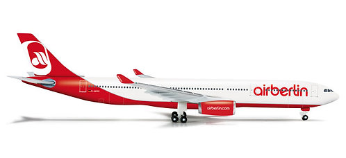 Airberlin A330-300 D-AERQ 1:500 HE524056