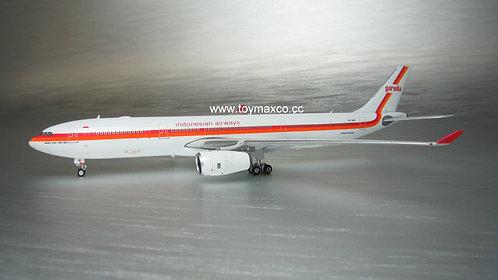 Garuda A330-300 Retro PK-GHD 1:400 PH11524