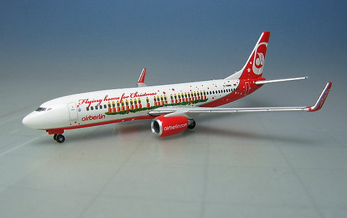 Air Berlin B737-800 Flying Home for Christmas 1:500 HE527019