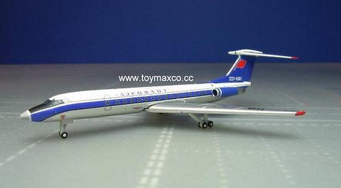 Aeroflot TU-134A CCCP-65667 1:500 HE529938