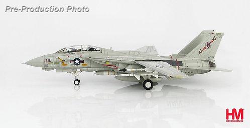 F-14A US Navy USS Saratoga 1:72 HA5215 1.4kg