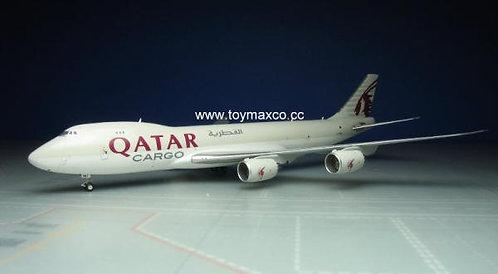 Qatar Cargo B747-8F 1:400 GJQTR1720