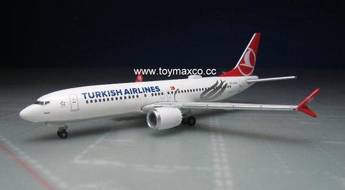 Turksih Airlines B737 Max 8 TC-LCA 1:500 HE533768