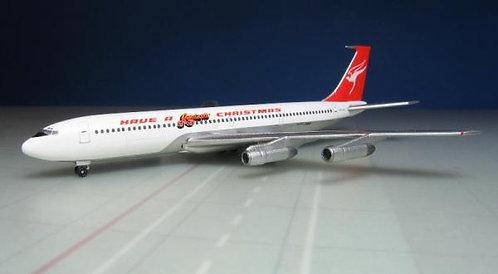 Qantas B707-300C Christmas VH-EAB 1:500 HE529488