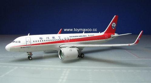 Sichuan A320 neo B-8949 1:400 GJCSC1716