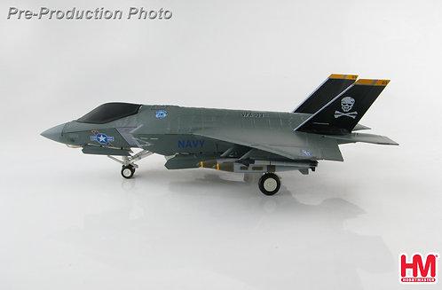 F-35C US Navy Pole T Scheme 2012 1:72 HA6203