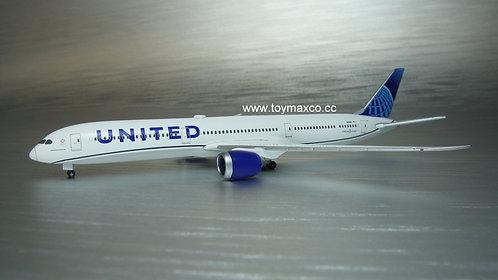 United B787-10 N12010 1:500 HE534321