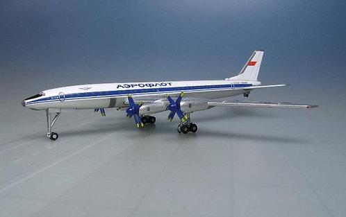 Aeroflot TU-114 CCCP-76485 1:500 HE526487