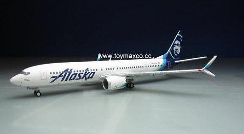 Alaska B737 Max 9 N913AK 1:400 GJASA1873