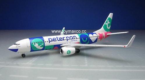 Transavia B737-800 Perter Pan PH-HSI 1:500 HE531450