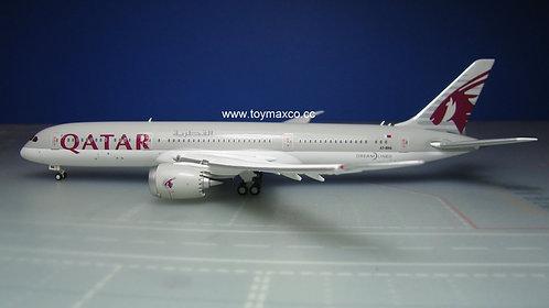 Qatar B787-9 A7-BHA Flaps Down 1:400 GJQTR1915F