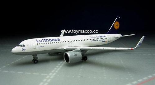 Lufthansa A320 neo 1:500 HE530729