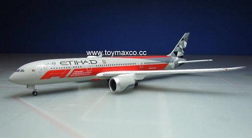 Etihad Airways B787-9 A6-BLV F1 1:500 HE533263
