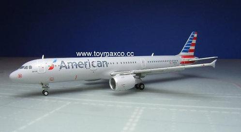 American A321 1:400 GJAAL1704