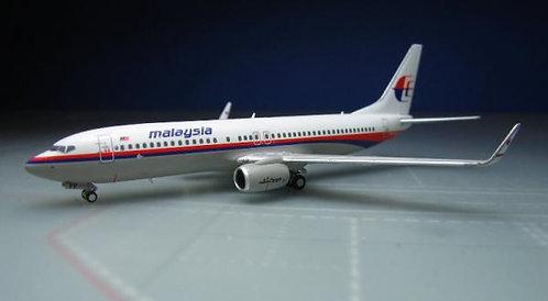 Malaysia B737-800 9M-FFF 1:400 NG58055