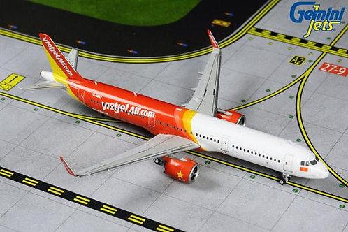 Vietjet A321 neo VN-A652 1:400 GJVJC1770