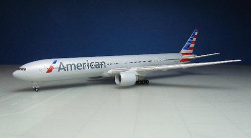 American Airlines B777-300ER N731AN 1:500 HE523950-002