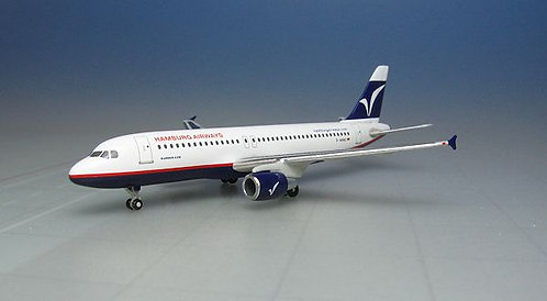 Hamburg A320 1:500 HE518932