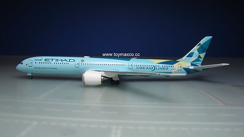 Etihad B787-10 Greenliner A6-BMH 1:500 HE534420