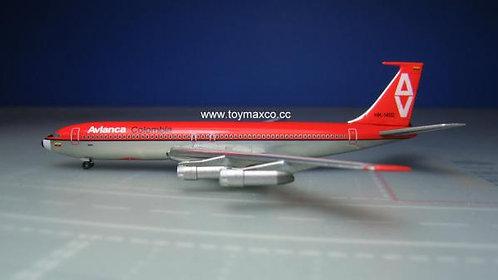Avianca B707-300 HK-1402 1:500 HE534093