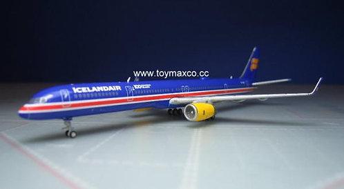 Icelandair B757-300 100 yrs Independence 1:400 GJICE1824